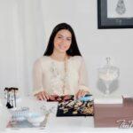 Rebecca Paz i sin studio